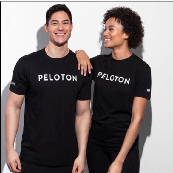 New Peloton Century Ride Tshirt Small